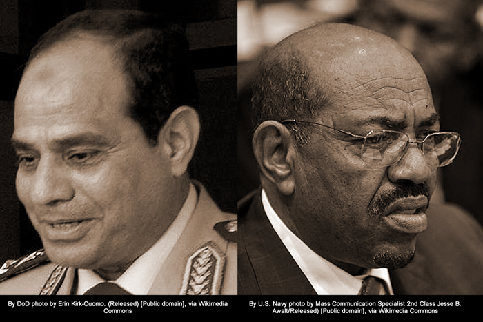 الخرطوم - القاهرة: أي الايادي تحيك الأزمة؟