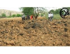 تقرير الاسبوع عن القصف الجوي بجبال النوبه 19 يوليو 2013
