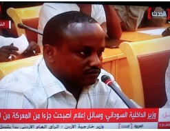 تعابير رافضة للإنقاذ – الصحافي بهرام عبدالمنعم