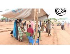 اللاجئون السودانيون من النيل الازرق يواجهون اوضاعاً صعبة في معسكراتهم بدولة الجنوب