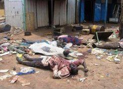 ضحايا مجزرة بانتيو في ولاية الوحدة ... البحث عن الجناة