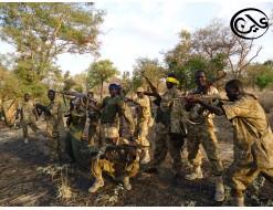 نذر مواجهات عسكرية في النيل الازرق مع قوات متسللة من جنوب السودان