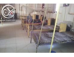 مستشفى الجنينة بعد استقالات الاطباء توقف العمل وارتفعت معدلات الوفيات