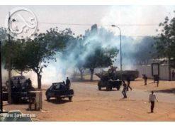 قوات الدعم السريع تنهب المواطنين في تلودي وتقتل آخر في نيالا