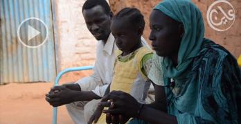 نازحي مناطق الحرب في الخرطوم: اوضاع معيشية صعبة