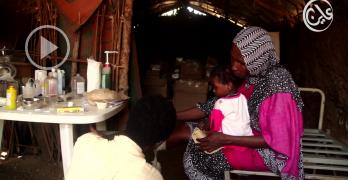 أوضاع صحية خطيرة بمنطقة (يابوس) في النيل الأزرق