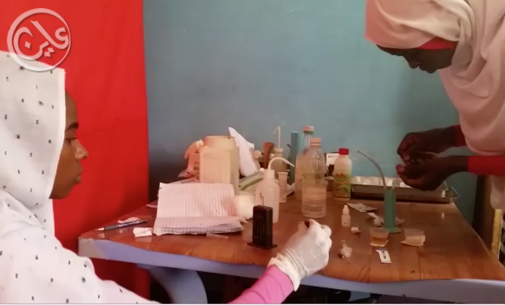 الصحة الإنجابية في دارفور …  معاناة لا تنتهي