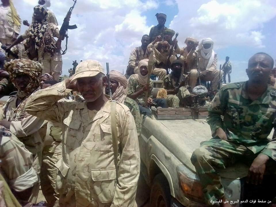 مستقبل الدعم السريع : مواجهة الجيش أو الانقلاب على الرئيس