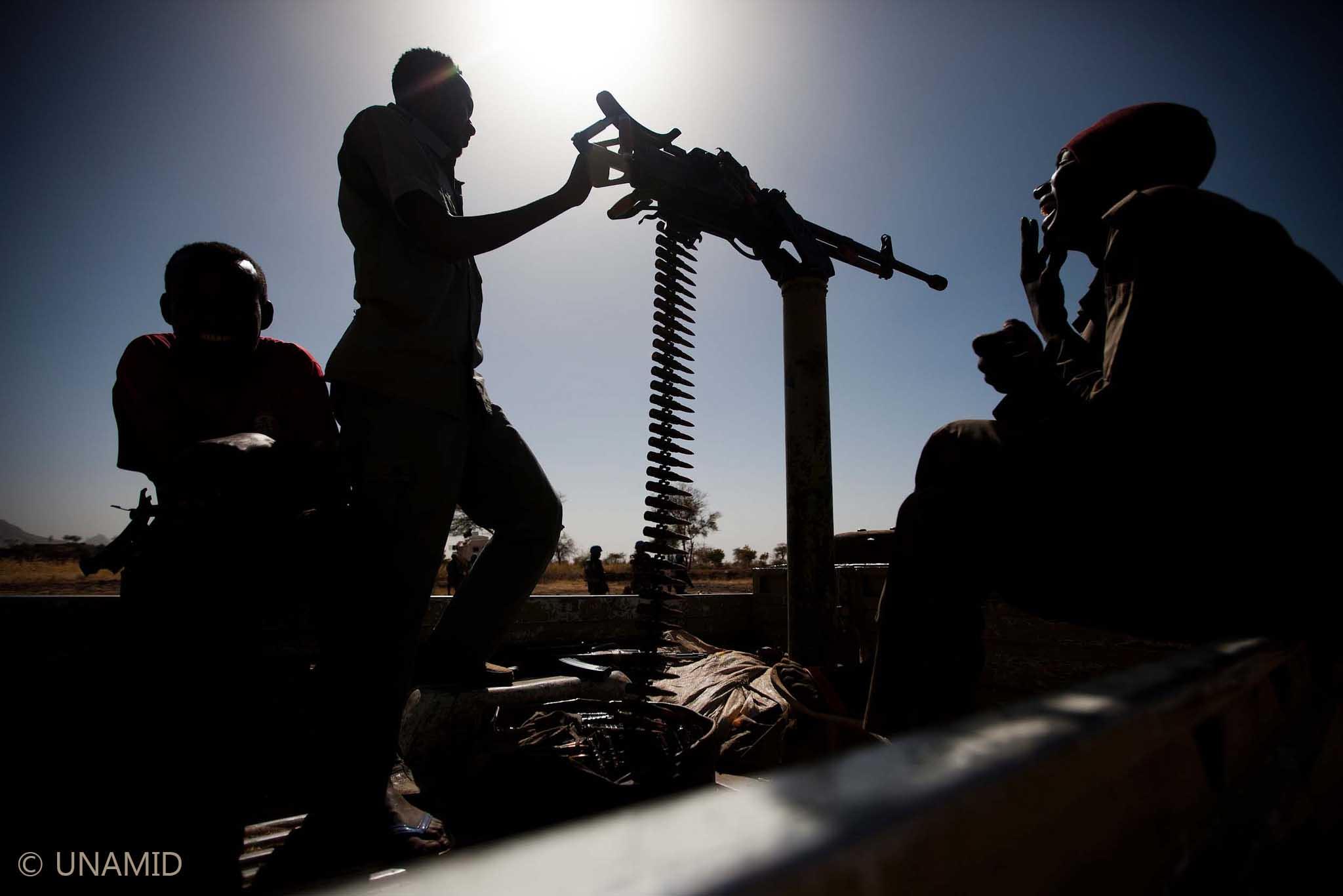 جبل مرة : عودة الهجوم على المدنيين وتشريد العُزل