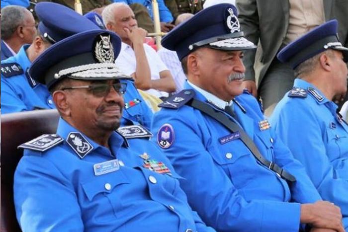 فوضى الخرطوم: الشرطة عين نائمة
