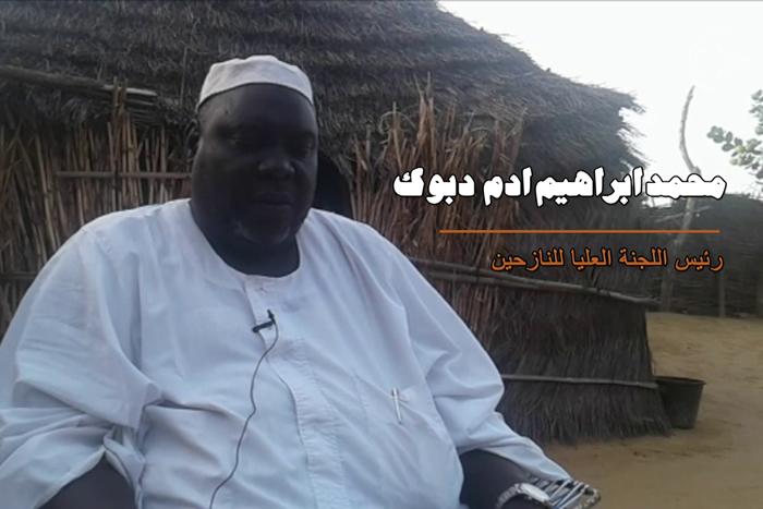 العودة الطوعية القسرية في دارفور