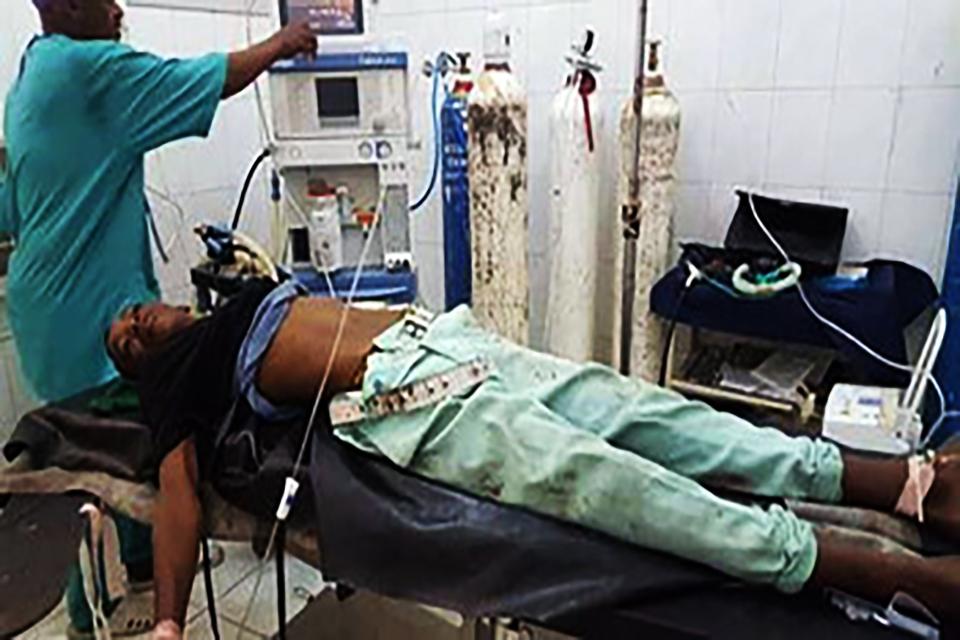 السودان : استهداف المرضى والأطباء جريمة تمارسها السلطات