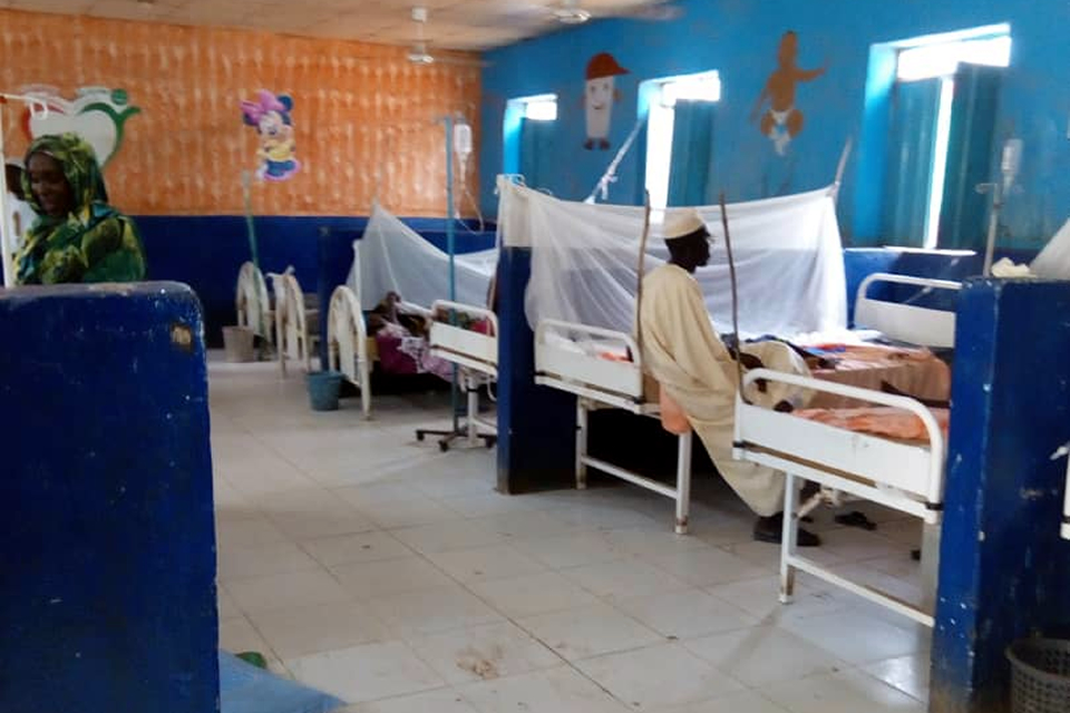 El Geneina Hospital: A small victory for medical staff
