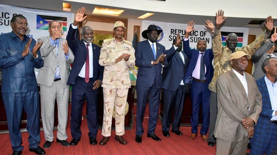 جولة جوبا بين الحكومة الانتقالية و الحركات المسلحة …… تفاؤل رغم التحديات