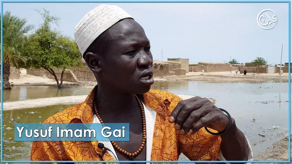 """Thirty years without service"" Life in the Kadugli neighbourhood, Kosti City, White Nile State"