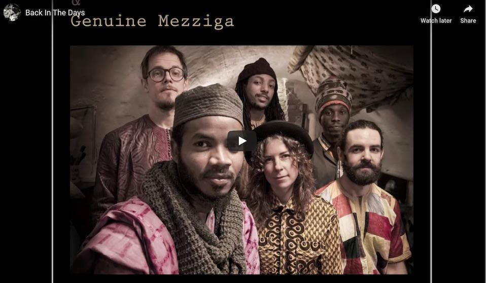 فنون سودانية بالمهجر- Ebo Krdum – Genuine Mezziga Band