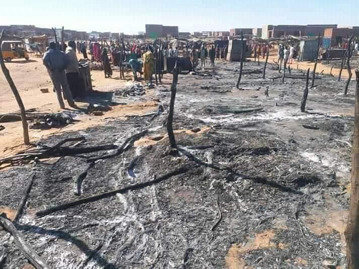 نزوح الآلاف بعد تصاعد قتال أهلي غربي السودان
