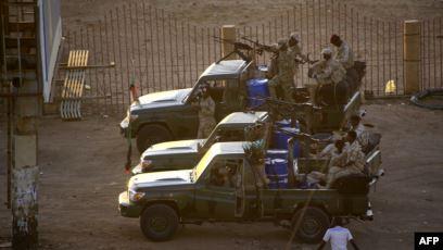 الهدوء يعود للعاصمة السودانية بعد يوم عصيب