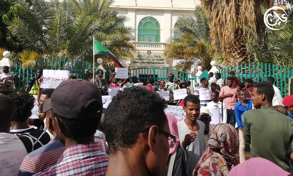 تظاهرات بمدن سودانية تطالب باستكمال هياكل حكومة الثورة