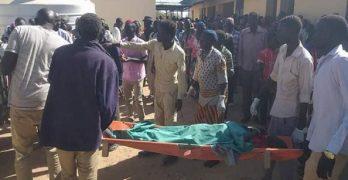 مقتل (30) شخصاً وفقدان العشرات في هجوم على أبيي