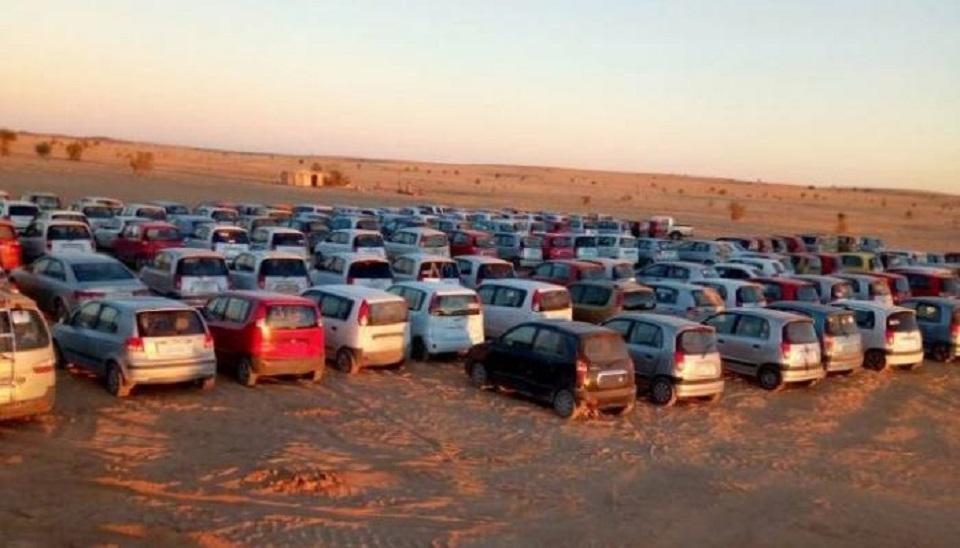 خسائر مليارية تجابه ملاك آلاف السيارات المخالفة للقانون بدارفور