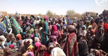قتال أهلي يجبر آلاف التشاديين لدخول الاراضي السودانية والعيش في ظروف قاسية