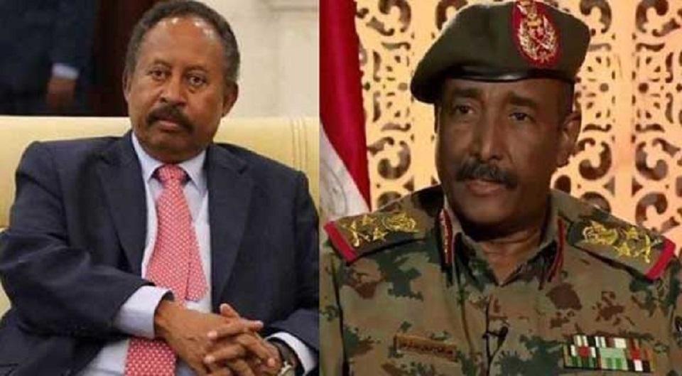 (البرهان): التعاون السوداني الإسرائيلي متروك للمؤسسات التنفيذية