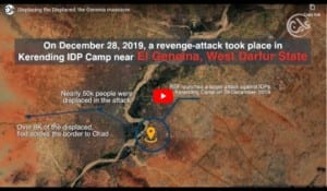 Displacing the Displaced: the Geneina massacre