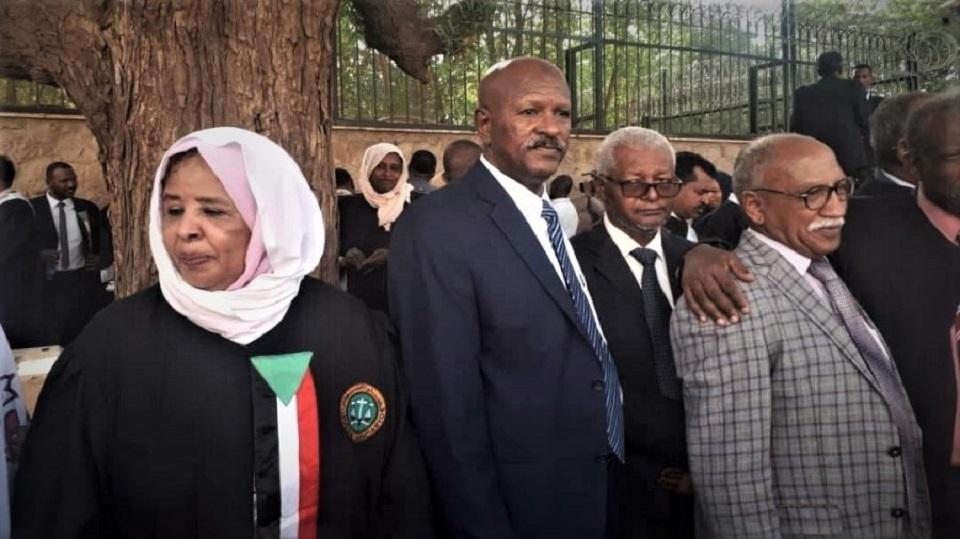 إضراب قضاة السودان بعد اعتداء عسكريين على قاضي محكمة شرقي السودان