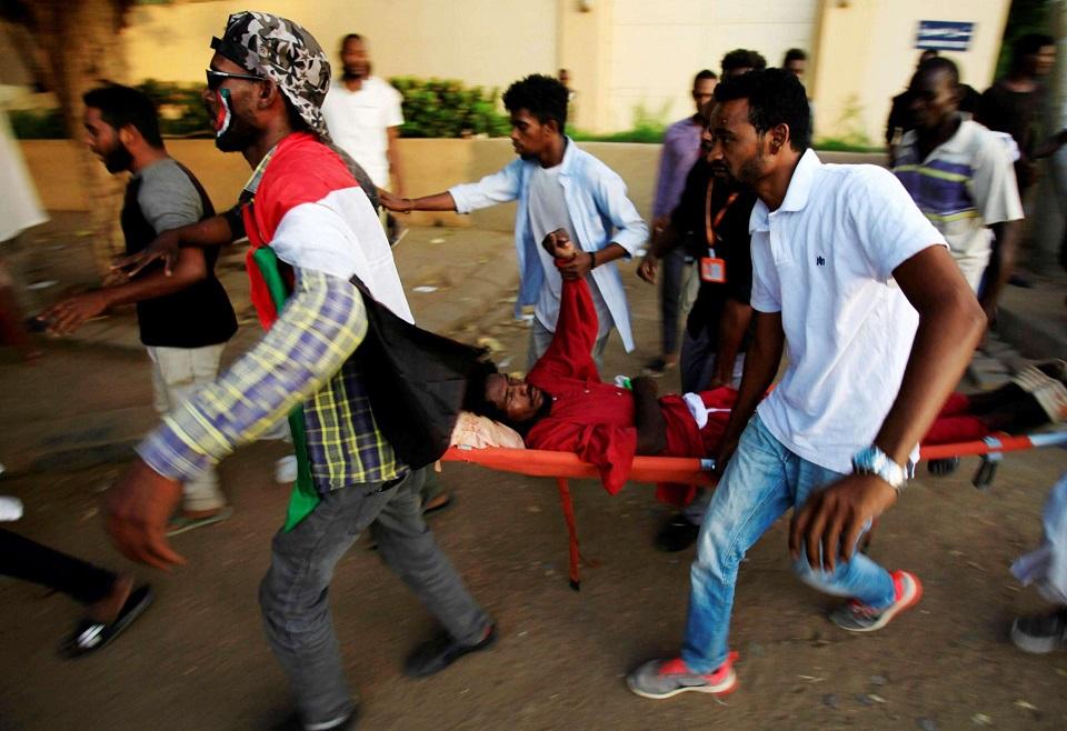 تقرير للعفو الدولية يوثق قتل المحتجين السودانيين في عهد المخلوع