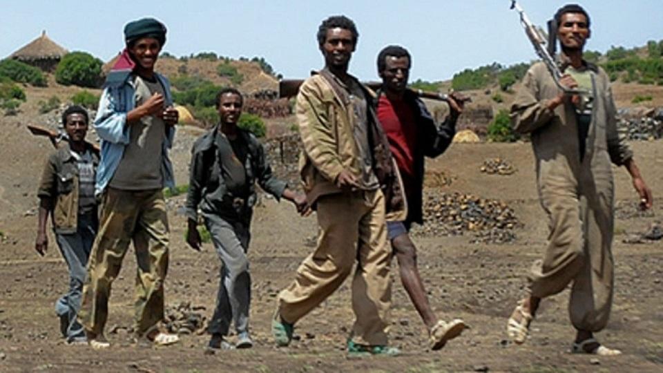 مقتل ضابط سوداني في هجوم عصابات اثيوبية