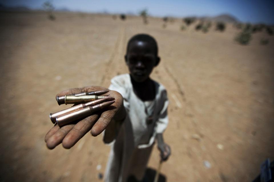 مُخلفات الحرب مازالت تحصد الأرواح في دارفور