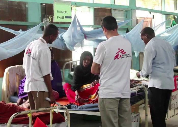 """""""أطباء بلا حدود"""" تقلّص أنشطتها بشرق دارفور"""