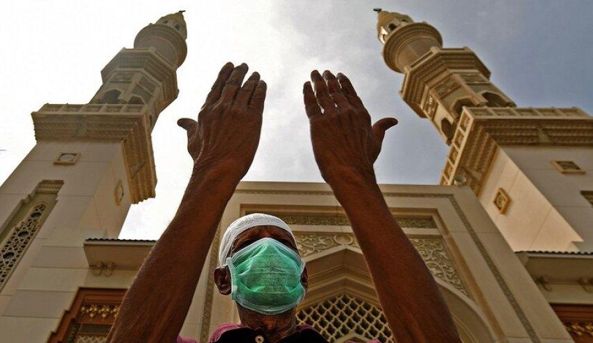 السودان: (788) اجمالي اصابات كورونا و(60) منها عدوى من المساجد