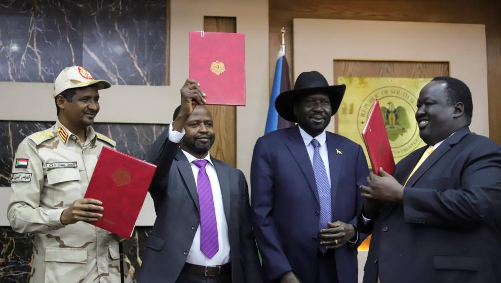 الوساطة تحدد (20) يونيو موعداً لتوقيع سلام الحكومة السودانية والجبهة الثورية