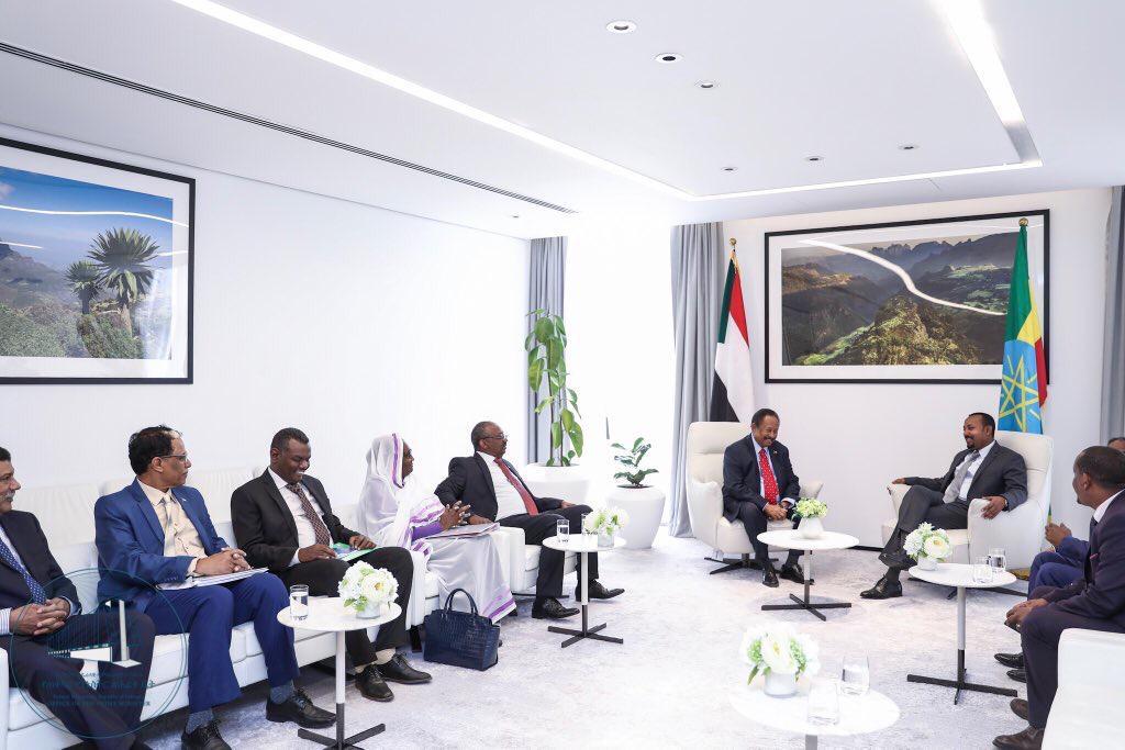 السودان يدفع بورقة توافقية ثالثة في مفاوضات سد النهضة الإثيوبي