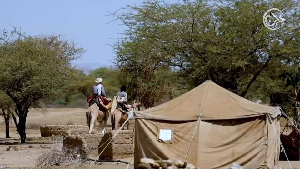 إختطاف (25) شخصاً وحرق بلدتين حدوديتين غربي السودان