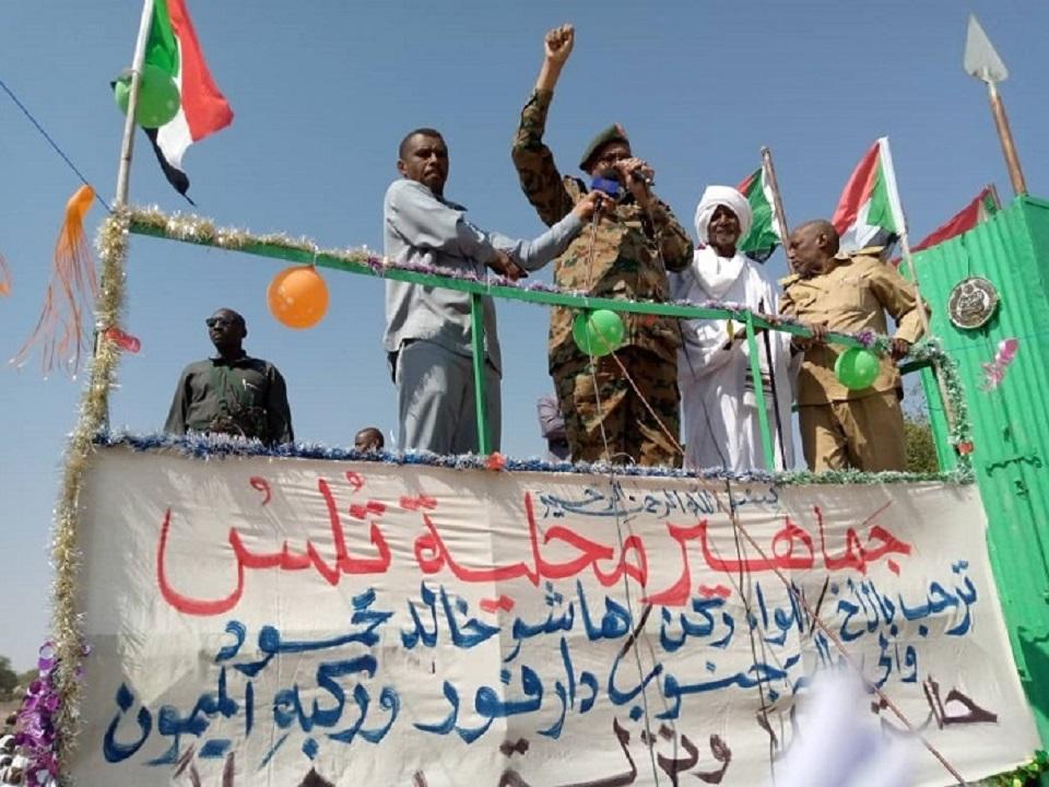 طيران عسكري يفصل في عمليات قتال أهلي أودت بحياة 20 شخصاً غربي السودان