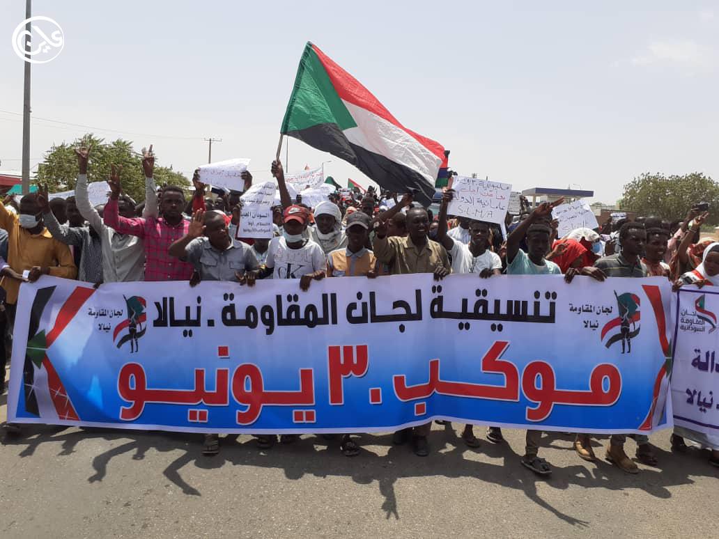 قتيل في تظاهرات جابت المدن السودانية تستعجل تصحيح مسار الثورة