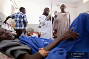 Sudan's Dearth of Doctors
