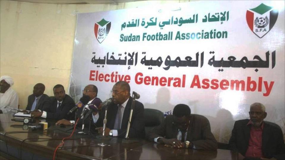 عضوان في اتحاد الكرة السوداني ينتميان للنظام البائد يعملان على عودة النشاط