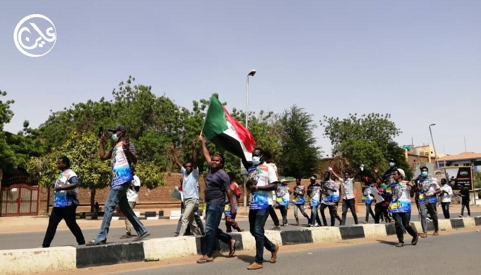 """السودانيون يحيون ذكرى """"المجزرة"""" وسط مطالبات تحقيق العدالة"""