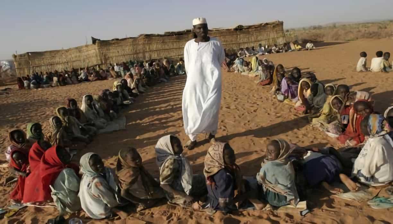 عودة الأمن بمناطق في (جبل مرة) يعيد (2) ألف تلميذ وتلميذة للتعليم