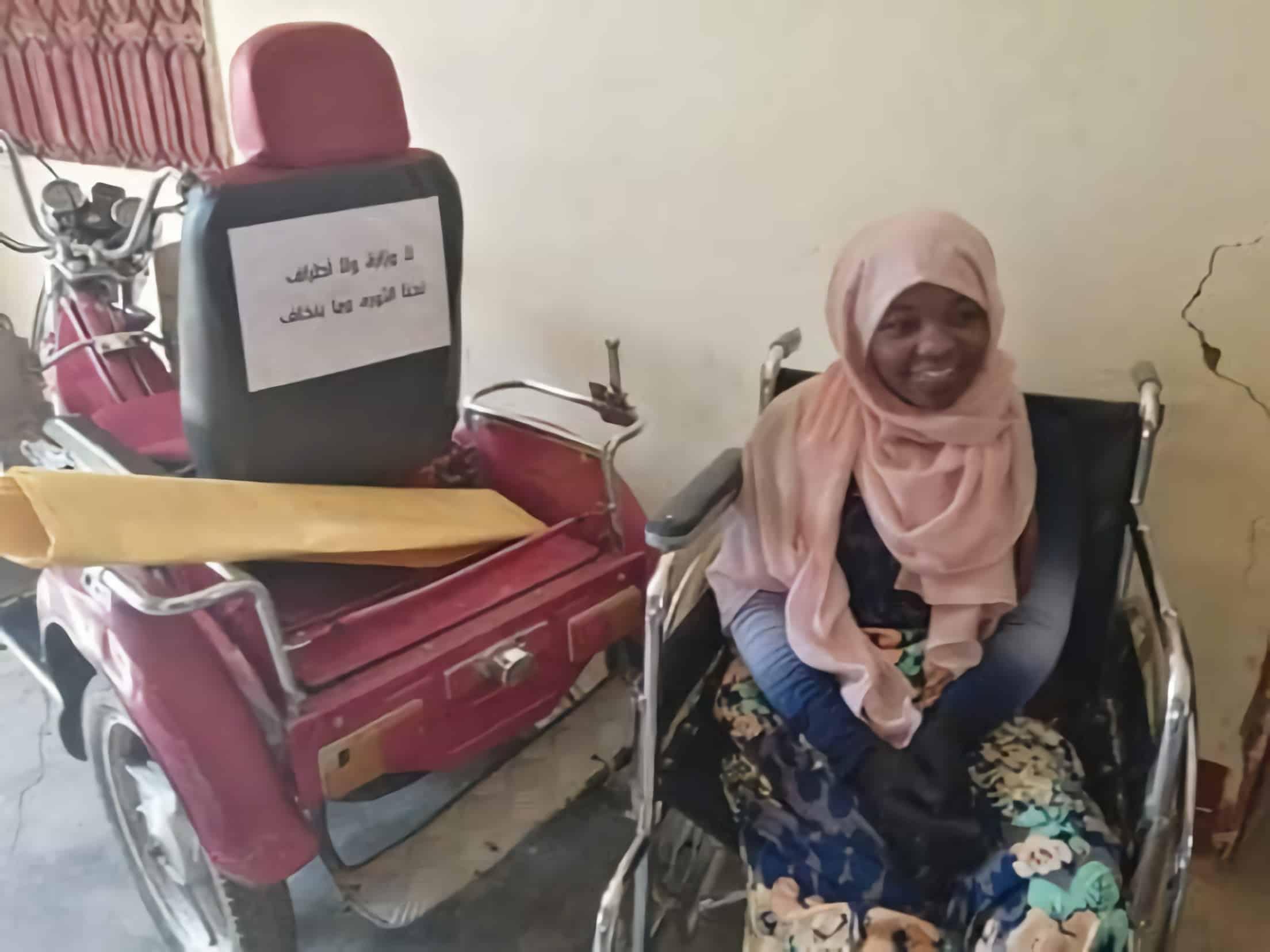اعتصام مفتوح لذوي الإعاقة شمالي السودان