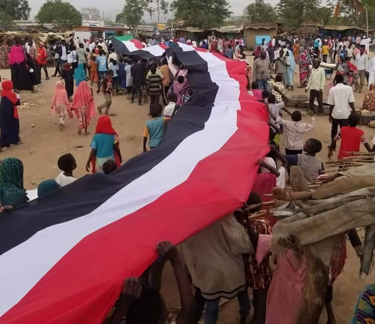 """الحكومة السودانية توافق على مطالب إعتصام """"نيرتتي"""" بدارفور"""