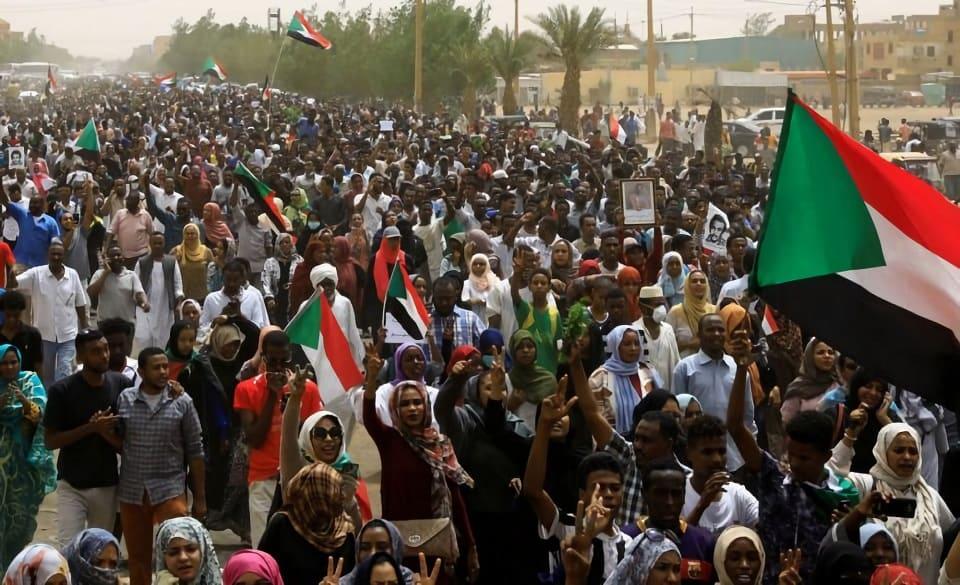 السودان: لجان مقاومة تعلن بدء التصعيد الثوري لتحقيق مطالب 30 يونيو