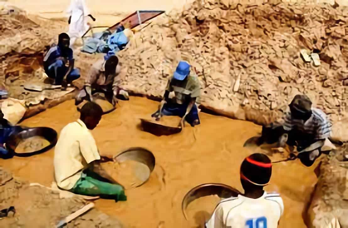 السلطات السودانية تبدأ معالجة اضرار تعدين الذهب بجنوب كردفان