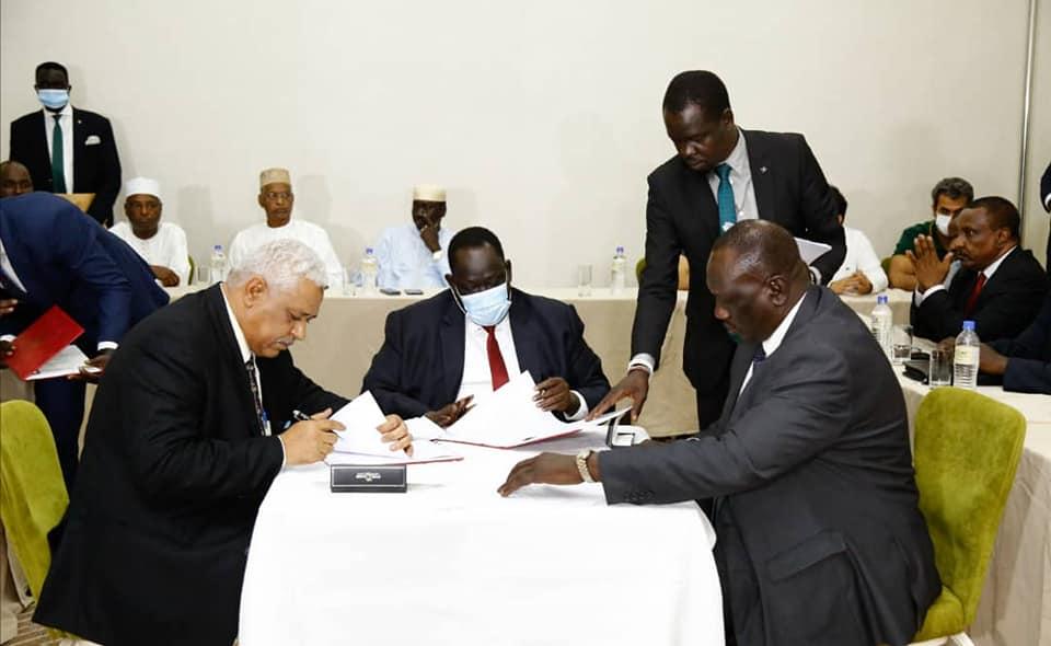 """السودان: اتفاق ترتيبات أمنية بين الحكومة و""""الشعبية- عقار"""""""