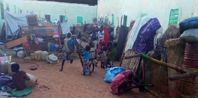 لجوء (12) ألف شخص للجنينة وتشاد بعد هجمات المليشيات بدارفور