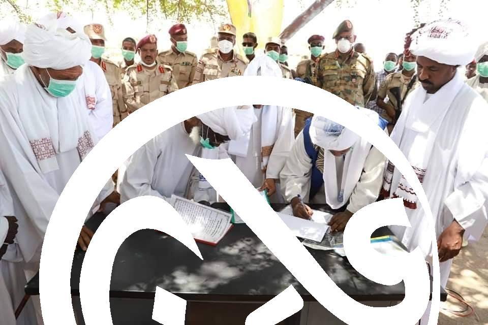 صلح أهلي بدارفور يحدد دفع ديات (66) قتيلا بين الطرفين